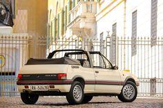 1986-91 Peugeot 205 CTI