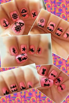 Make It Stick Vinyl Nail Decals Heels With Rhinestones Nail - How to make vinyl nail decals with cricut