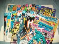 DC Comic assorted (set of 21) good cond. see list