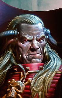 Mephiston Calistarius, Master of the Librarius, Blood Angels Chapter #warhammer #warhammer40k #wh40k