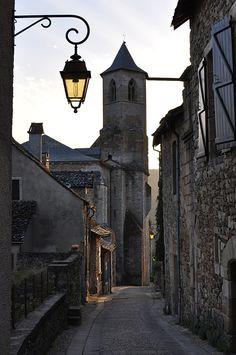Najac, France                                                                                                                                                                                 More