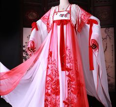 Chinese Costume Chinese Costumes China Costume China Costumes Chinese Traditional Costume Ancient Chinese Clothing China Dance Costumes Traditional Hanfu Costume Asian Clothes Dresses Page 122 Chinese Clothing Traditional, Traditional Fashion, Traditional Dresses, Oriental Dress, Oriental Fashion, Walima Dress, Beautiful Costumes, Cosplay, Japanese Outfits