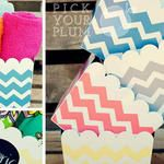 Deal: Chevron Gable Boxes 60% Off! - Pretty My Party