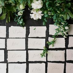 Lush and Natural Wedding Inspiration