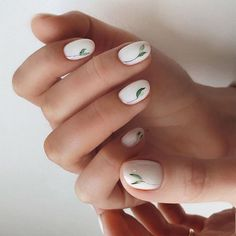 Surprising Spring Flower Nail Art Designs To Try In 2020 – ShelbyFashions Best Acrylic Nails, Gel Nail Art, Gel Nails, Gel Nail Designs, Colorful Nail Designs, Colorful Nails, Cute Nails, Pretty Nails, Basic Nails