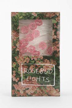Rosebud String Lights