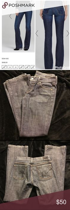 Bullhead laguna bootcut jeans size 1 long Excellent used condition ...
