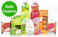 $1.00 off any 2 Glade Spring Collection products http://azfreebies.net/1-00-2-glade-spring-collection-products/