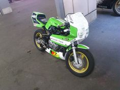 Kawasaki Endurance rep