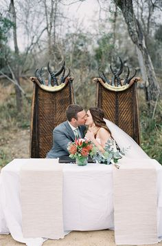 South African Destination Elopement from Feather and Stone Photography. Game Reserve South Africa, 50th Wedding Anniversary Decorations, Safari Wedding, Multicultural Wedding, Safari Theme, Destination Wedding Photographer, Destination Weddings, African Safari, Bridal Photography