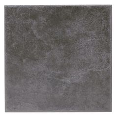 Cuba Floor Tiles - Dark Grey - 330 x 330mm - 9 Pack