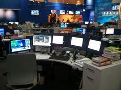 CNBC newsroom 2011