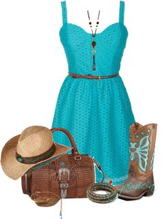 """""""Crocheted Country"""" by jaimie-a on Polyvore"""
