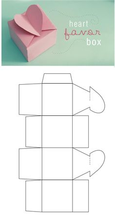 Just make diy origami gift boxesWould you like to know how to make a simple origami box? You can finish these beautiful origami gift boxes with lids in a few minutes. Diy Gift Box, Paper Gift Box, Diy Box, Paper Gifts, Diy Paper Box, Paper Box Template, Paper Paper, Box Templates, Diy Crafts Makeup