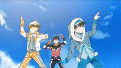 Galaxy Movie, Boboiboy Galaxy, Boboiboy Anime, Doraemon Wallpapers, Ice Girls, Cute Characters, Comic Artist, Wattpad, Princess Zelda
