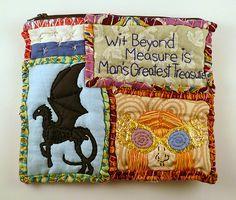Luna Lovegood pouch!