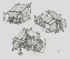 D3 Shacks 02 by peetcooper on deviantART