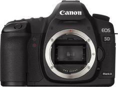 Canon Digital SLR Camera EOS 5D Mark II Canon http://www.amazon.co.uk/dp/B001E97GIK/ref=cm_sw_r_pi_dp_mpVhvb1EKREVH