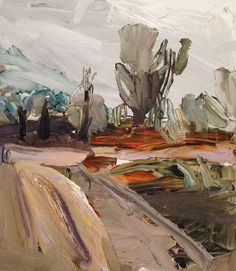 ©️️ Guy Maestri ~ The end no.2 ~ 2013 oil on linen at Olsen Irwin Gallery Sydney Australia