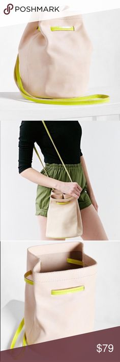 ❗️LAST CHANCE Urban Outfitters Leather Bucket Bag! ❗️LAST CHANCE❗️Get 30% off if bundled! Urban Outfitters Genuine Leather Bucket Bag. NWT retails $89! Im selling to the first strong offer I receive so make one and its yours! Take advantage of my sale while its still running ;-) Urban Outfitters Bags