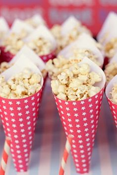 Party popcorn. #celebrateeveryday