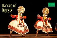 The expressive Dances of Kerala. It's all about the finesse of great performers.