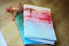 Faith Blogs: Guest Post: Watercolor Sketch Books