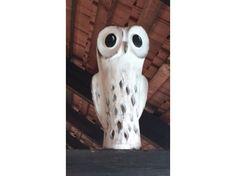 Sova štíhlá na svíčku cappuccino - Keramika Andreas® Pergola, Arbors