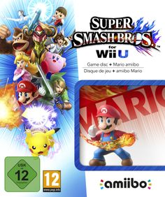 Super Smash Bros. for Wii U + Mario