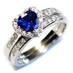 We hope you enjoy our latest product - http://beautifulpromiserings.com/product/sapphire-heart-promise-ring-with-band-blue-cubic-zirconia/ #FashionJewelry #SterlingSilver #Rings #Bracelets #Earrings #SilverCharms #Brooches #NoseRings #BarBellsEarrings #Engagement Rings #Wedding Rings #Promise Rings #wedding 2016 #Wedding Rings