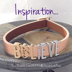 TRICIA DZIERWA | Founding Independent Designer, KEEP Collective ~ E | tdzierwa@bex.net ~ Facebook | https://www.facebook.com/TriciaDzierwaJourney ~ http://www.keep-collective.com/with/Tricia      #bracelets #jewelry #personalized #KEEPcollective #KEEPstyle  #vintagekeys #iKEEPhappy #dreamkeepers #believe #rosegold