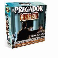 vendas online: KIT CURSOPREGADOR COMPLETO A pregação sem compli...