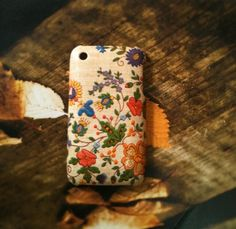 Lai Thai - iPhone 3GS Case  - iPhone 3S Cover -  iPhone Case decoupage,design by IntaCrafts55