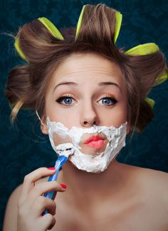 Are you tired of shaving your face to hide unwanted facial hair? Learn how Gentle Hair Removal can help you ditch this routine!