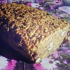 veganbandowy chleb z ziaren bez mąki (bezglutenowy) | Dmucham w kaszę