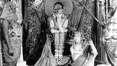 """""""Eternity was in our lips and eyes."""" --Cleopatra (from scene iii) in """"Antony & Cleopatra"""" (1606) - Photo: Theda Bara in the movie """"Cleopatra"""" (1917)."""