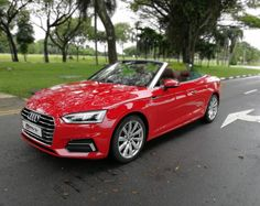 After 2 days of  non-stop rain here in Singapore the God's have allowed us this break  and finallly we get the top down on the Audi A5 2.0 TFSI Cabrio.Let our shoot continue!  #sgcarshoots #sgexotics #speed#sgcaraddicts #singapore #sgcars #sportscars #revvmotoring #nurburgring #instacar #carinstagram #hypercars #redbullsg #excitement #epic #li #carswithoutlimits #fastcars #drifting #motorsports #li #redbull #instagrammers #supercarlifestyle #speedy