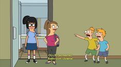 Ollie and Andy might actually be my favorite though.