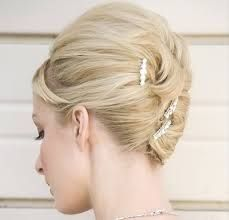Raccolto di classe.  #cerimonie #acconciature #hairstyles #bridal #wedding #sposa2014 #raccolto