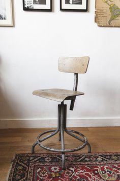 Vintage Designer Chair - NOMAD ATELIER