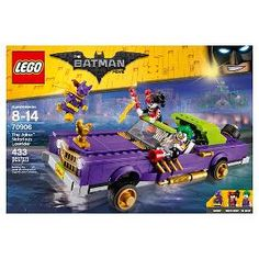 LEGO® Batman Movie - The Joker™ Notorious Lowrider 70906 : Target
