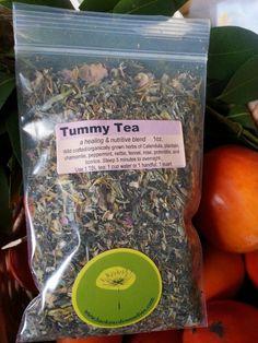 Tummy Tea, digestive aid for leaky gut and GI imflammation. $7.99, via Etsy.