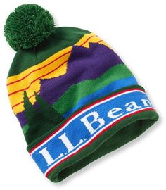 88ec6072 L.L. Bean Katahdin Pom Hat Pom Pom Beanie Hat, Beanie Hats, Diy Gifts For