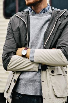 In love with this jacket! /// Stay Classic