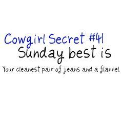 Cowgirl Secret 41