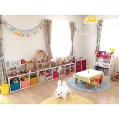子供部屋は楽しく♪/カラーボックス/こどもと暮らす/子供部屋/キッズルーム…などのインテリア実例 - 2017-09-05 14:48:33   RoomClip(ルームクリップ)