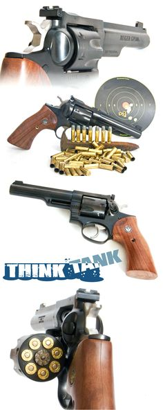 """The Magnificent 7-Shooter Rides Again A Ruger Special From Lipsey's! 