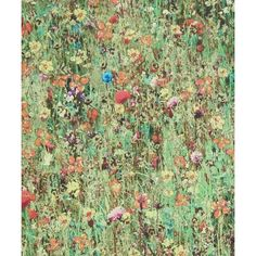 Mawston Meadow Wallpaper ($140) ❤ liked on Polyvore featuring home, home decor, wallpaper, backgrounds, pattern wallpaper and horizontal wallpaper