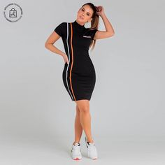 Nuevos vestidos cortos que realzan tu figura y sensualidad. Haz clic en la imagen y compra online>> Shopping, Long Skirts, Short Dresses, Elegant