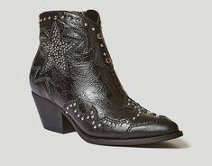 A Bout Chaussure Guess Ouvert Marron bottines Femme Opali